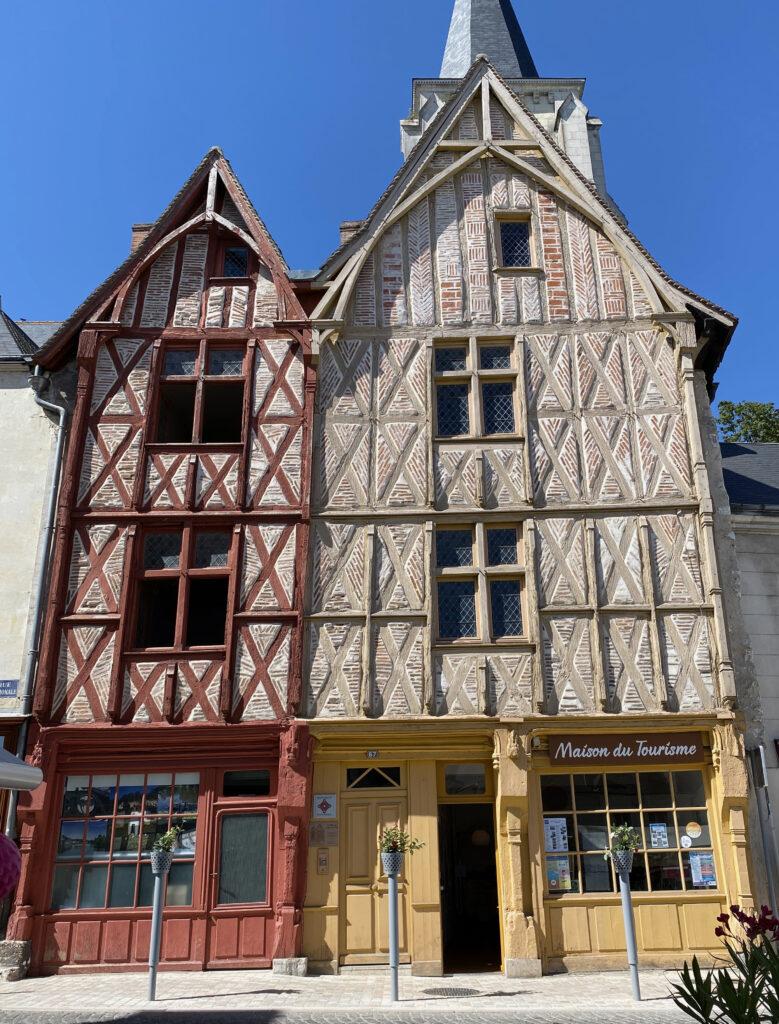 Des vieilles maisons de Montrichard