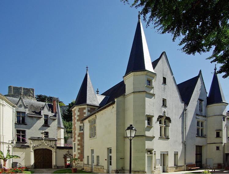 L'hôtel d'Effiat de Montrichard