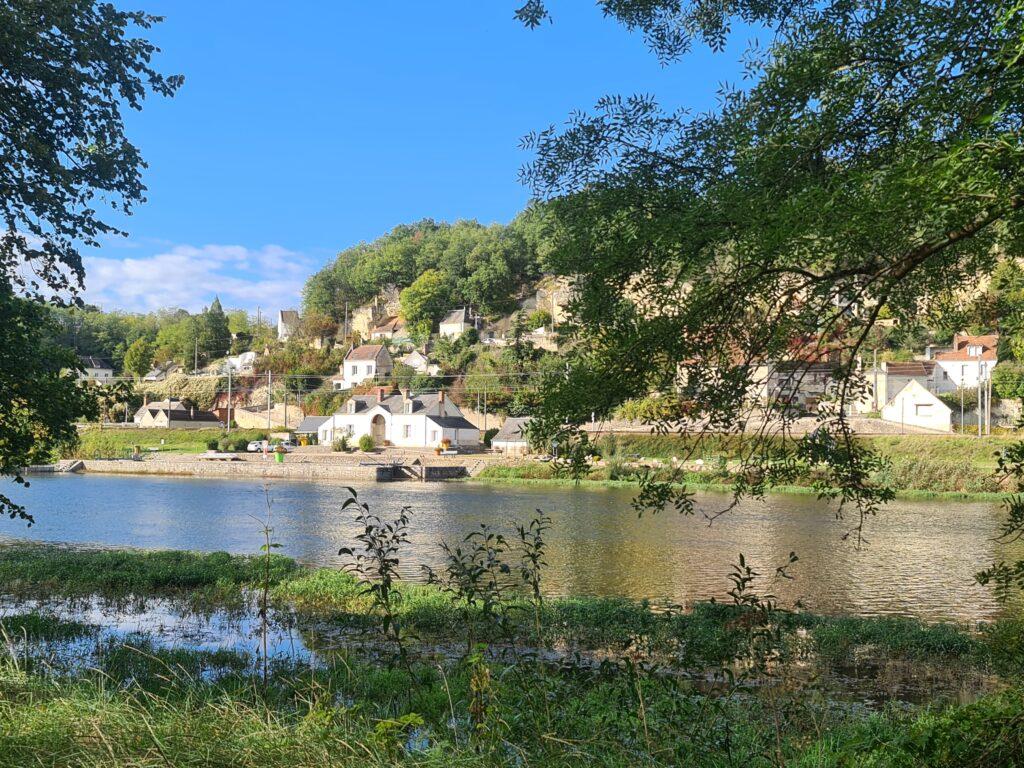 Paysage de la commune de Bourré