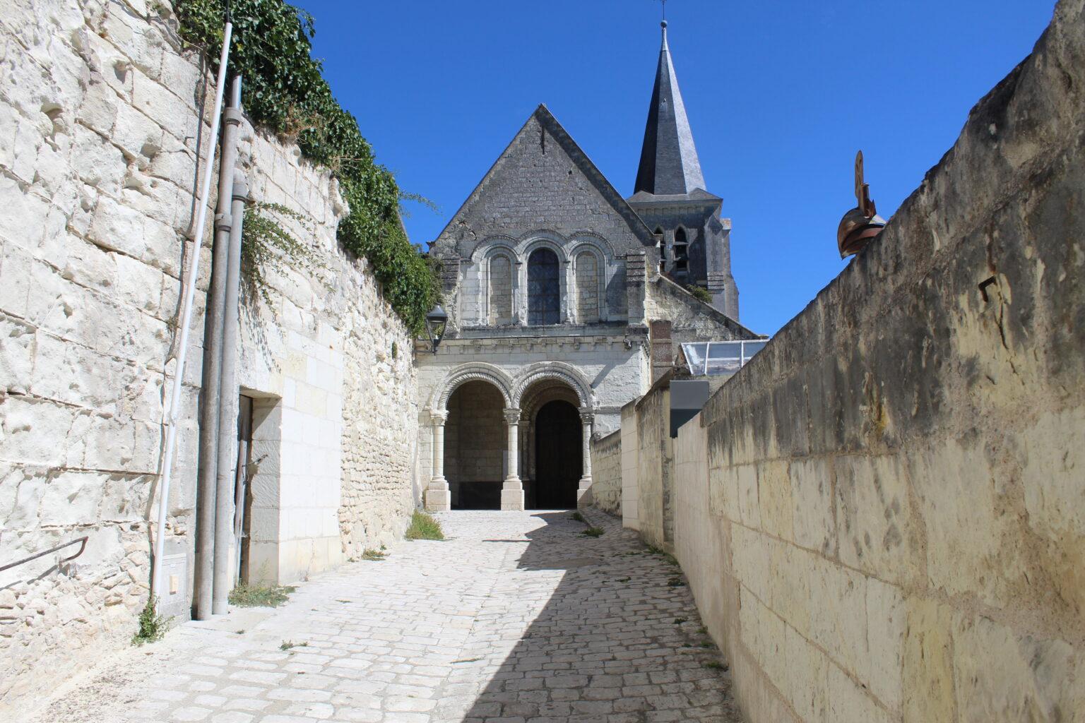 L'église Sainte Croix Montrichard