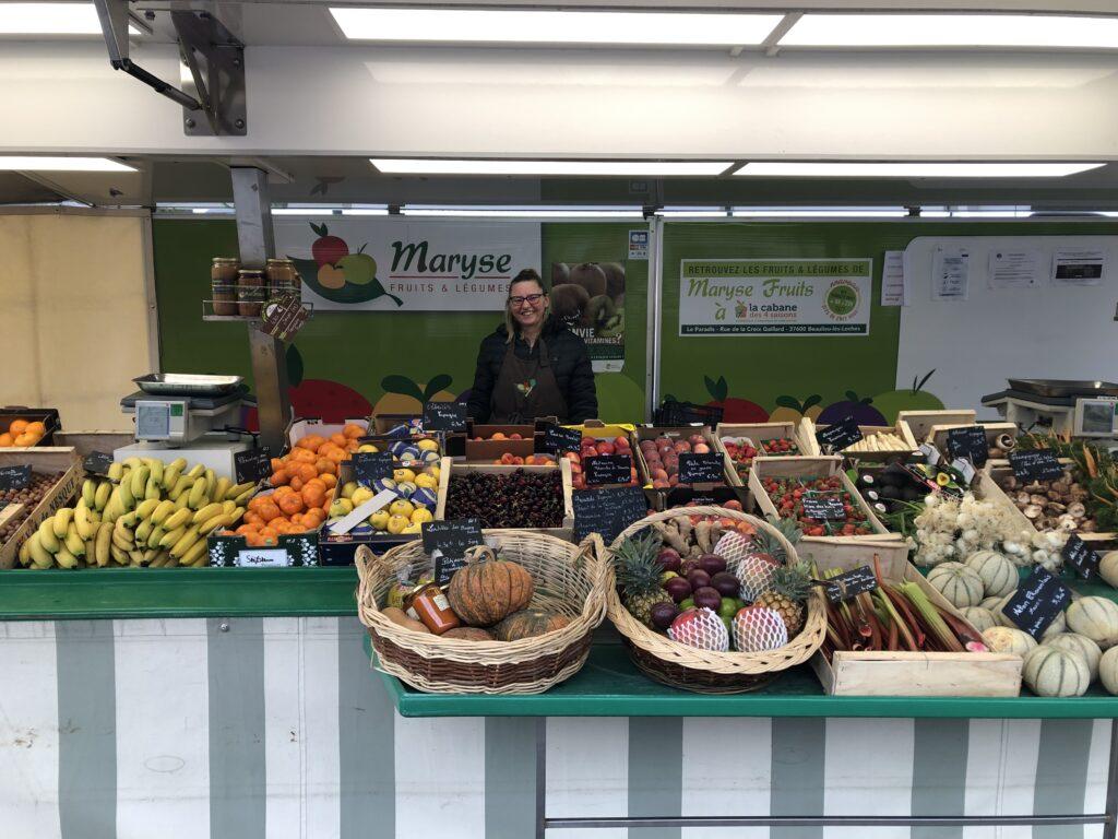 Maryse fruits légumes