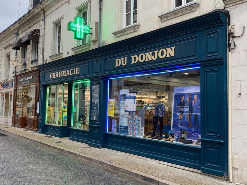 Pharmacie du donjon à Montrichard