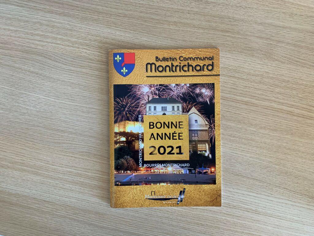 Bulletin communal de Montrichard de 2021