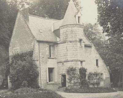 Le manoir de la seigneurie de Bourré