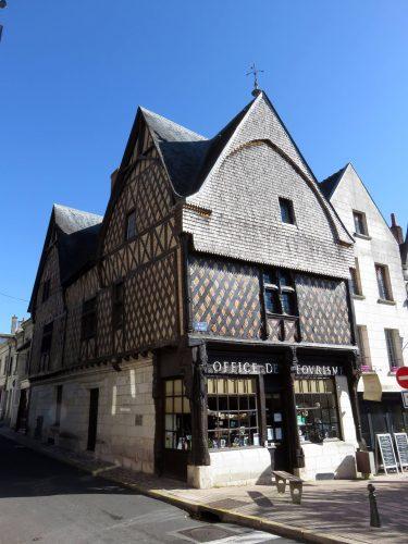 Maison de l'Ave Maria à Montrichard