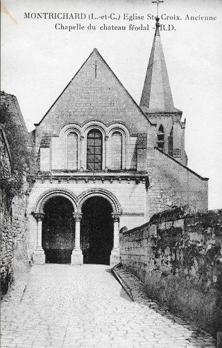 Photographie de l'église Sainte-Croix
