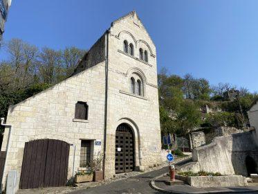 La maison du prêche de Montrichard