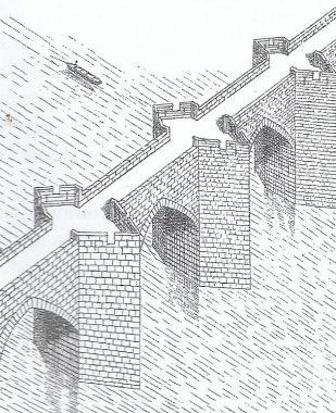 Le pont de Montrichard