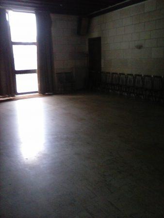 Salle de l'hôtel d'Effiat de Montrichard Val de Cher