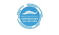 logo base nautique Montrichard Val de Cher