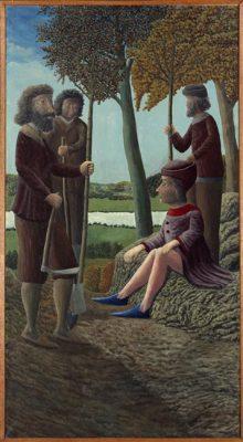 Louix XI fait planter des mûriers près de Tours