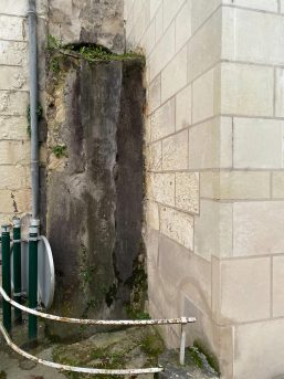 vestige de la porte Chanvre Montrichard