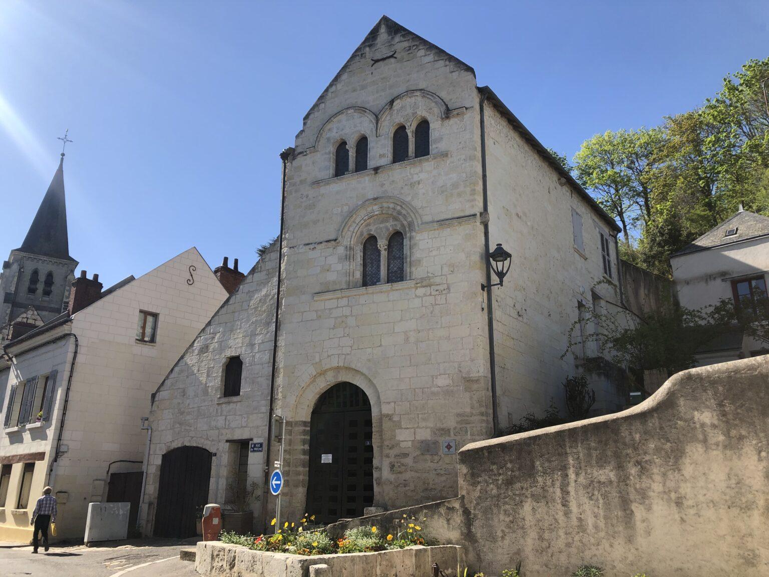 Maison du prêche de Montrichard