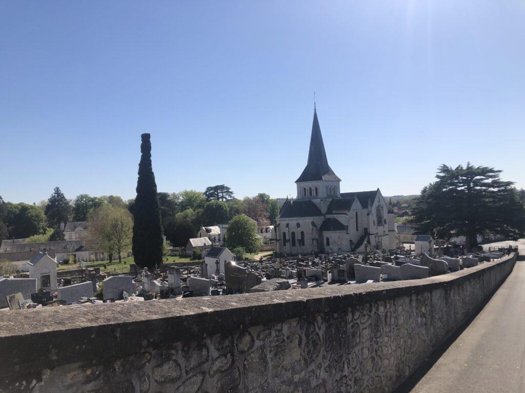 Cimetière de Nanteuil de Montrichard