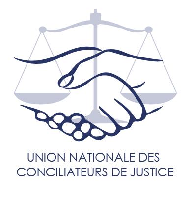 Logo union nationale des conciliateurs de justice