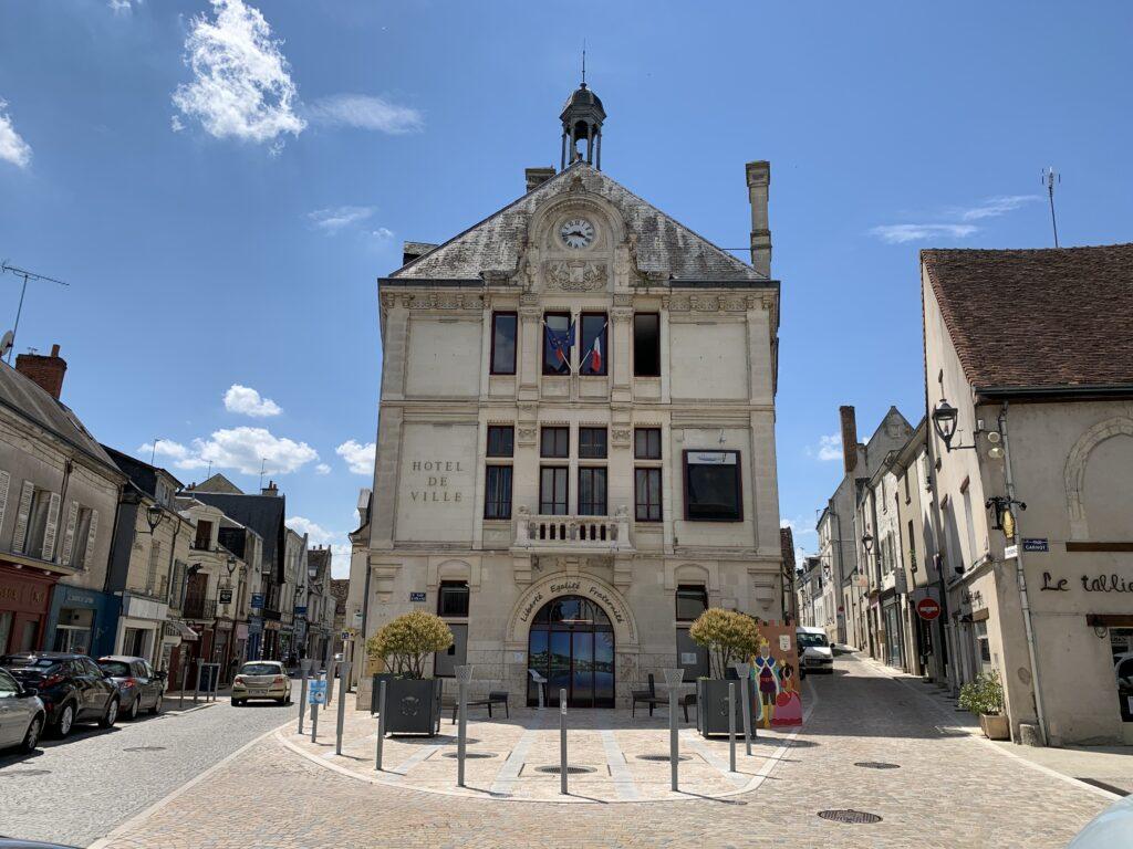 Mairie de Montrichard