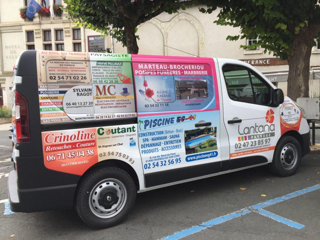Minibus Municipal de Montrichard