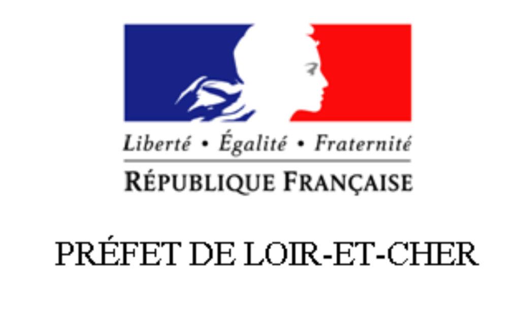 Logo Préfet de Loir-et-Cher