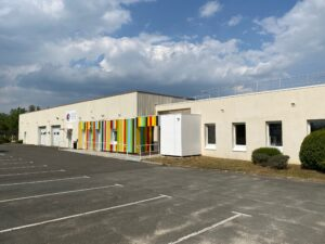Bâtiments du relais des assistantes maternelles à Montrichard