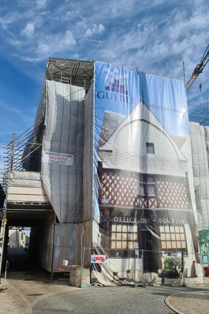 Reconstruction de la Maison Ave Maria