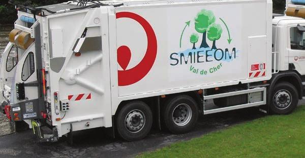 Camion du SMIEEOM